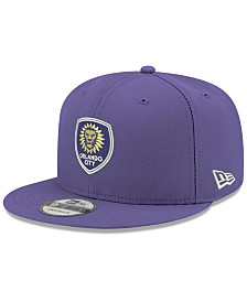 New Era Little Boys Orlando City SC Core 9FIFTY Snapback Cap