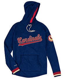 Mitchell & Ness Men's St. Louis Cardinals Midweight Appliqué Hoodie