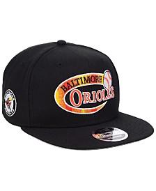 New Era Baltimore Orioles Swoop 9FIFTY Snapback Cap