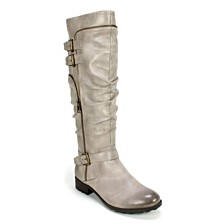 White Mountain Ranger Wide Calf Tall Boots