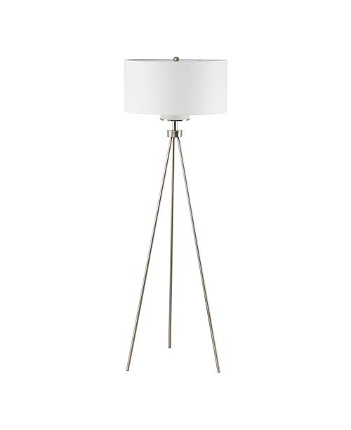 INK+IVY Pacific Tripod Metal Floor Lamp