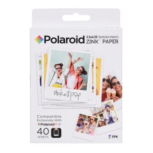 Polaroid 3.5x4.25 Zink 40 Pack
