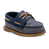 Sperry Baby Boys Authentic Original Junior Crib Boat Shoe 6d6436aa9e