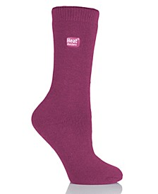 Women's Lite Solid Thermal Socks