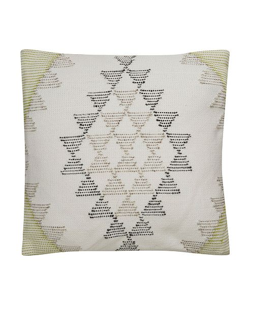 "Jaipur Living Portales Geometric Throw Pillow 18"" Collection"