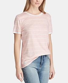 Lauren Ralph Lauren Striped T-Shirt