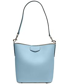 Sullivan Leather Bucket, Created for Macy's