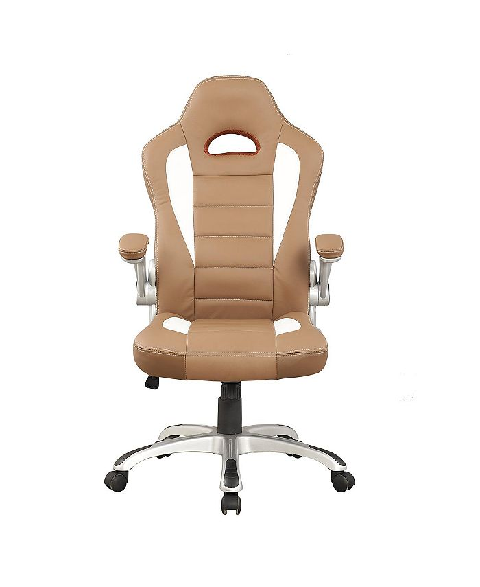 RTA Products - Techni Mobili Sport Race Office Chair, Quick Ship