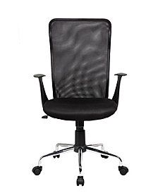 Techni Mobili Back Assistant Office Chair