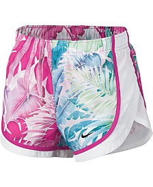 Nike Tempo Tropical-Print Running Shorts