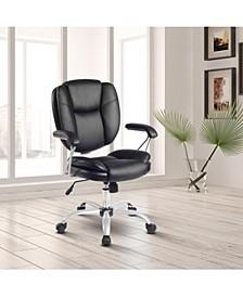 Techni Mobili Plush Task Office Chair