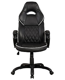 Techni Mobili High Back Executive Sport Office Chair