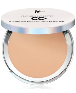Your Skin But Better Cc+ Airbrush Perfecting Color Correcting Setting Powder