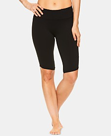 Gaiam Compression Pedal Pusher Shorts