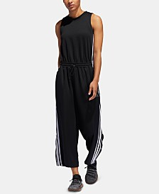 adidas Snap Cropped Romper