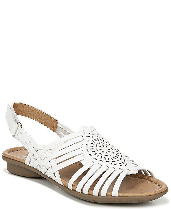 Naturalizer Whistle Huarache Sandals