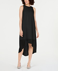 Alfani High-Low Midi Dress, Created for Macy's