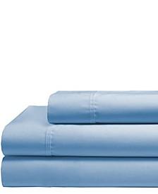 Cotton Tencel Twin Sheet Set