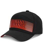 b333f926029 Armani Exchange Men s Logo Graphic Hat