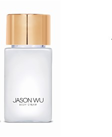 Receive a Complimentary Body Creme with any large spray purchase from the Jason Wu fragrance collection