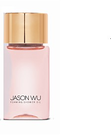 Receive a Complimentary Shower Gel with any large spray purchase from the Jason Wu fragrance collection