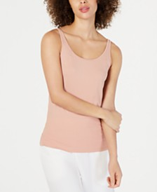 Eileen Fisher Silk Camisole Top