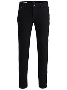 Men's Slim-Straight Fit Classic Black Tim Jeans