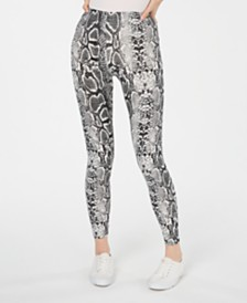 Planet Gold Juniors' Printed Leggings