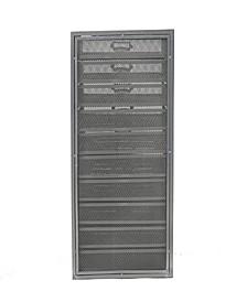 Mesh 10 Drawer Cabinet Metal Storage Drawers File Storage Cart