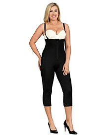 InstantRecovery MD Compression Open Bust Capri Length Bodyshaper, Online Only