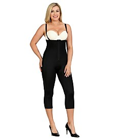 InstantRecovery MD Compression Underbust Bodysuit with Cropped Length Pant