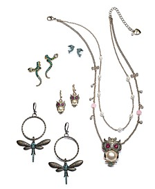 Wild Things Jewelry Collection