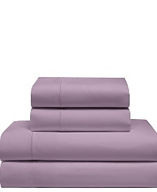 Cool Comfort Cotton Solid Split King Sheet Set