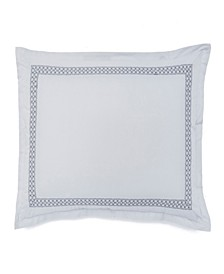 FlatIron Gramercy Embroidered King Sham