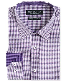 Men's Dobby Gingham Shirt