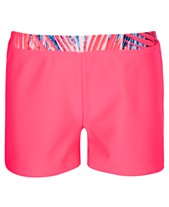 1c729fef51 Ideology Big Girls Palm-Waist Boy Shorts, Created for Macy's