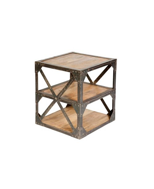 CDI Furniture Industrial Side Table