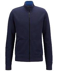 BOSS Men's Lightweight Full-Zip Jacket