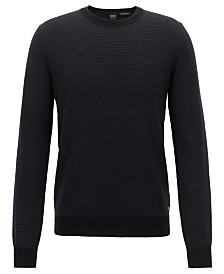 BOSS Men's Regular/Classic Fit Sweater