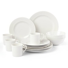 kate spade new york Wickford 16-PC Dinnerware Set