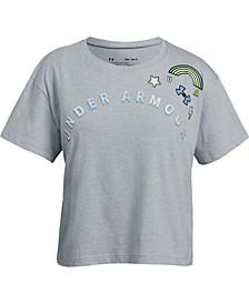 Big Girls Patch T-Shirt