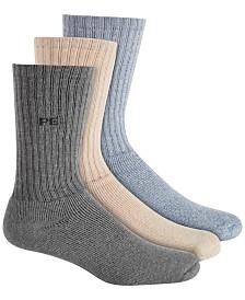Perry Ellis Men's 3-Pk. Crew Socks