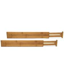Adjustable Drawer Dividers, Set of 2