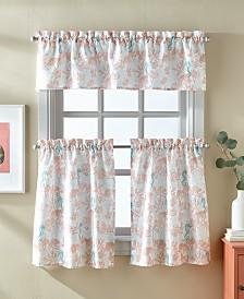 "Coral 36"" Window Tier Set"
