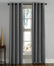"Trinity Crinkle Voile 84"" Window Panel"