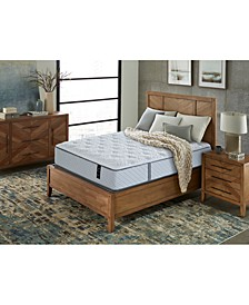 "Brysen 12"" Cushion Firm Mattress Set- Twin, Created for Macy's"