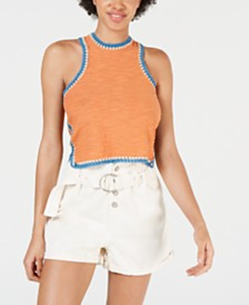 Free People Bora Bora Racerback Tank Top