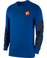 d97691b29bd8d5 Nike Men s Sportswear Just Do It Long-Sleeve T-Shirt. Quickview. 5 colors