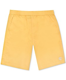 Timberland Big Boys Franklin Regular-Fit Stretch Shorts