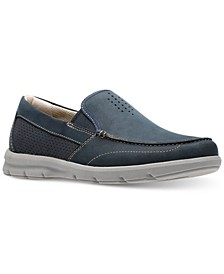 Men's Jarwin Race Moc-Toe Slip-Ons